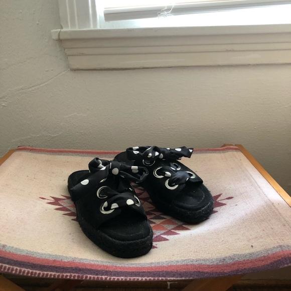 Zara size 36 sandals